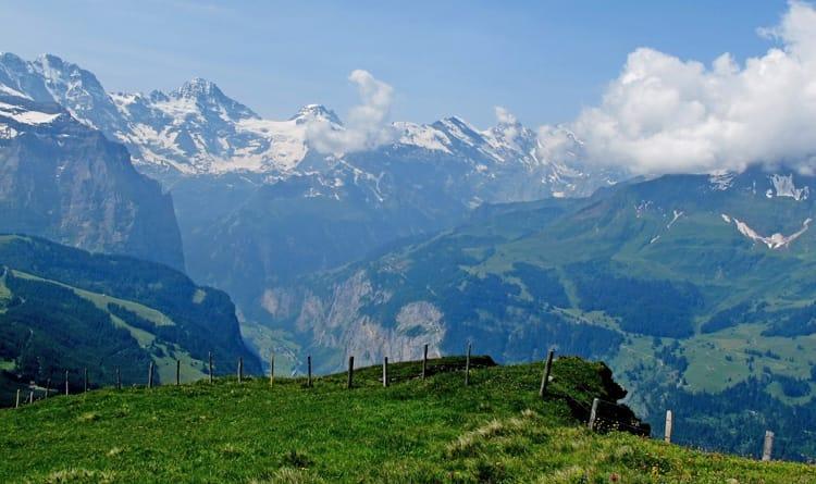 Le répéteur peut vaincre les plus haute montagne