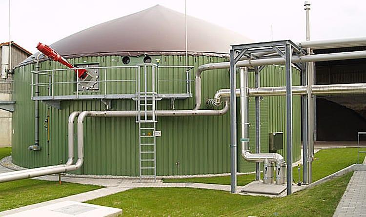 Radiocommandes pour les installations de biogaz