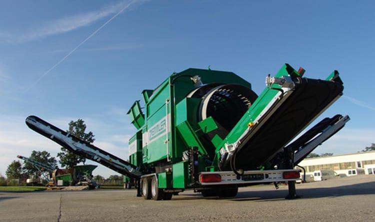 Le Recyclage des sols