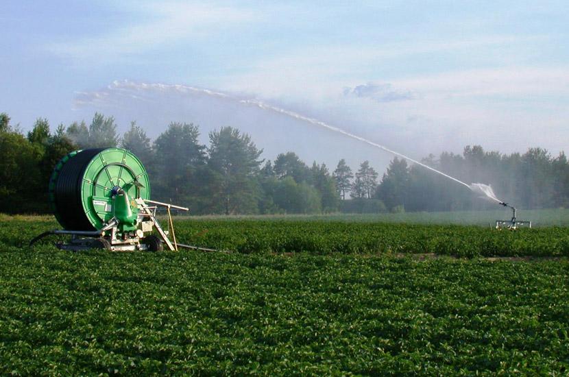 Système d'irrigation à commande sans fil