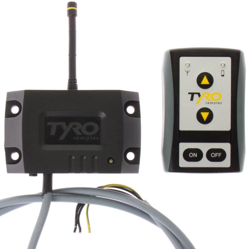 Télécommande Lyra avec Hydrus récepteur