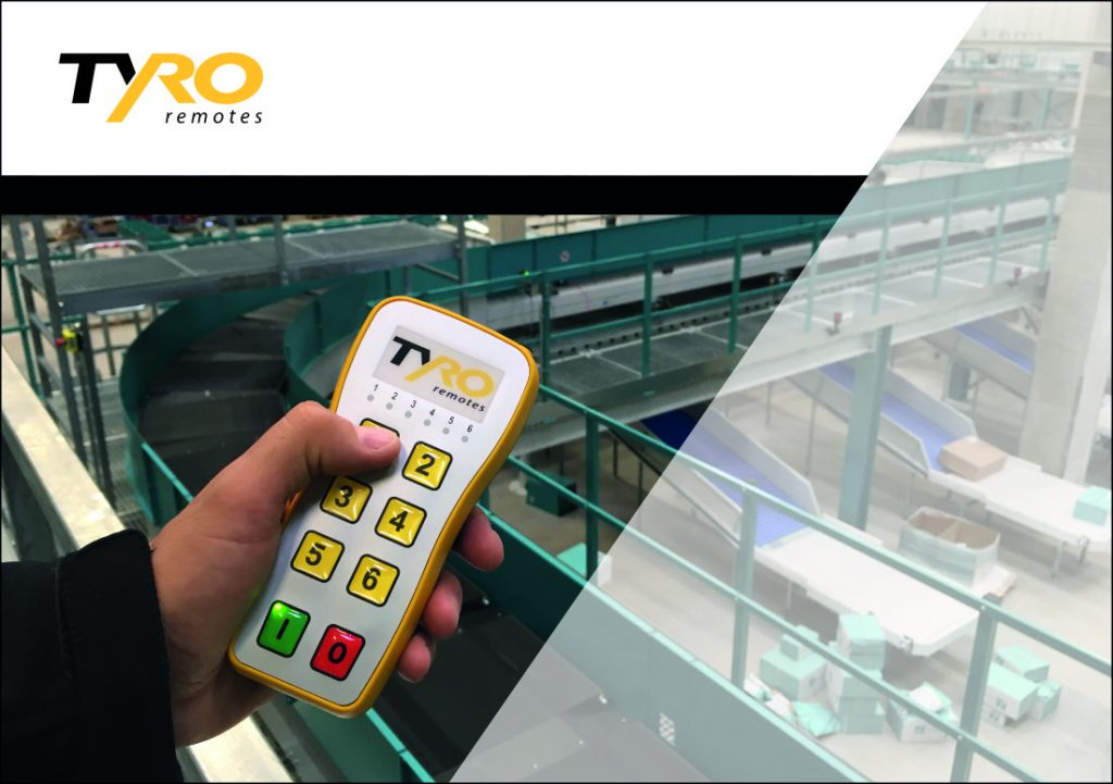 telecommande tyro transport interne