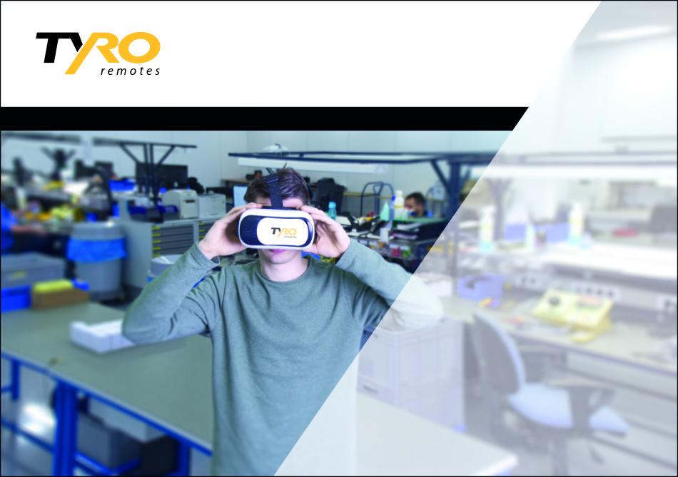 VR tour Tyro Remotes
